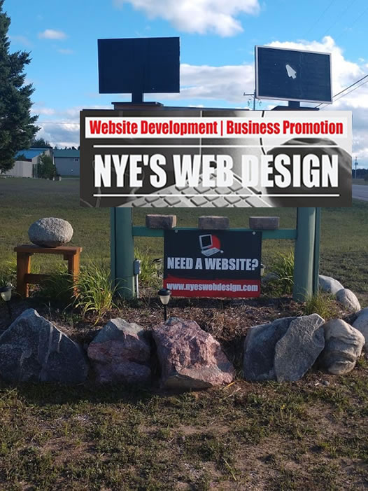 Nye's Web Design